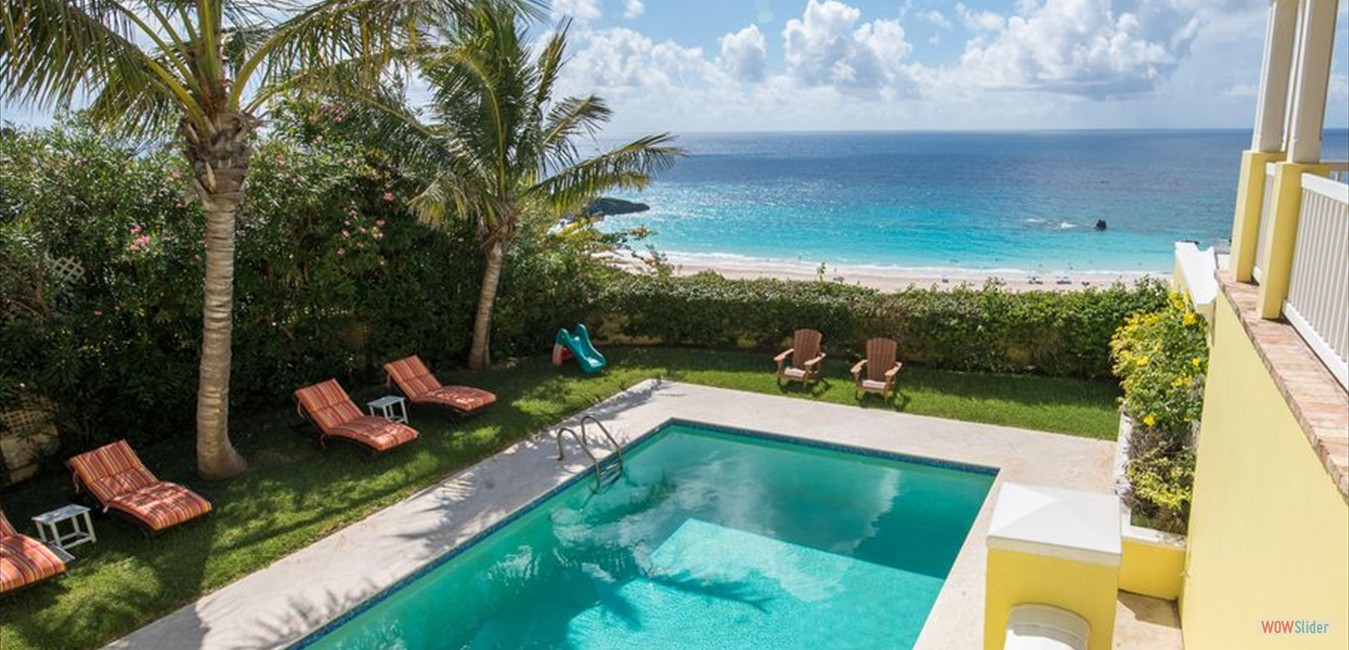 Family Reunion Property Rental Bermuda